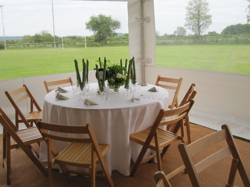 Milton Marquees - Furniture and Accessories - Tables