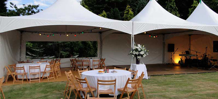 Milton Marquees - Furniture and Accessories - Chairs