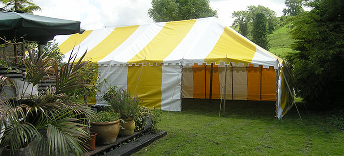Milton Marquees - Traditional Marquees